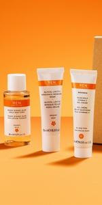 clarifying repair cosmetics beauty glow tonic pore unclog aha bha