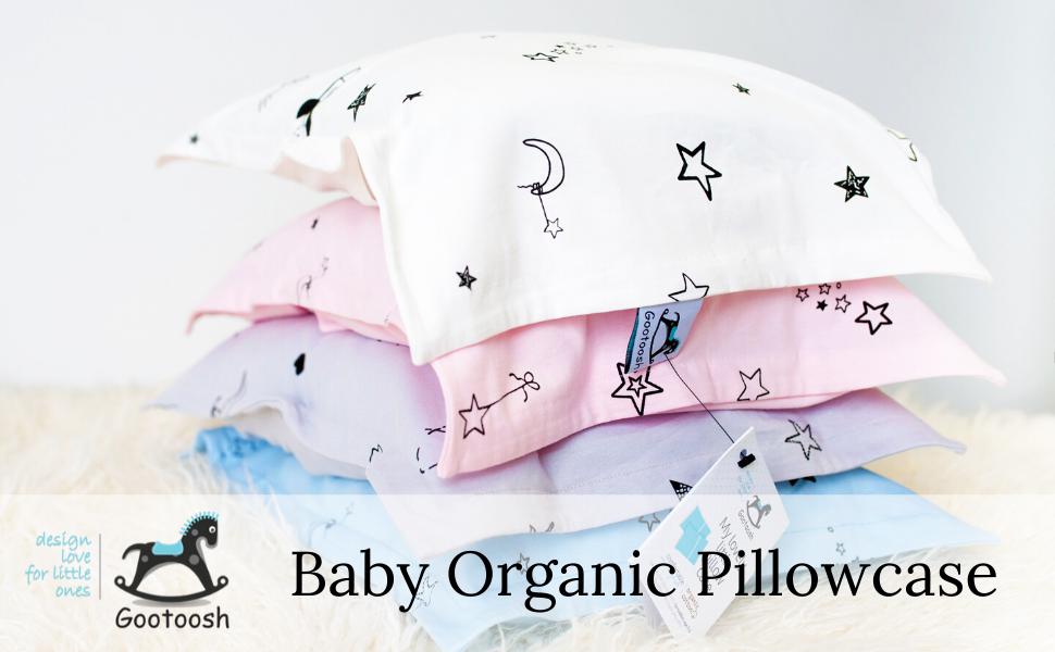 baby pillowcase