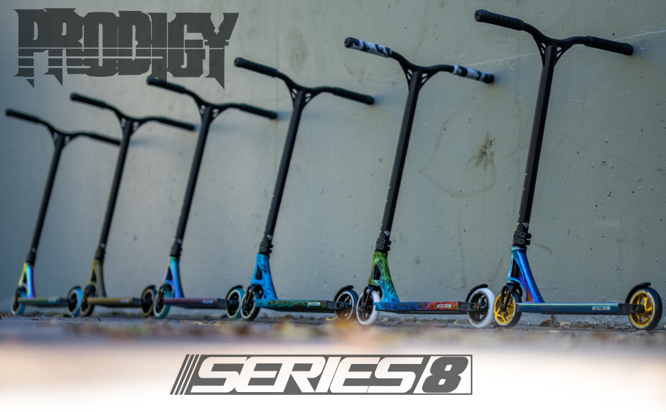 Prodigy Scooters Pro scooters
