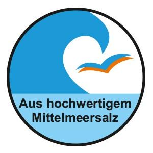Mittelmeersalz Logo