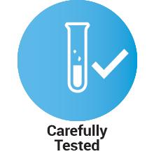 Carefully Tested