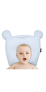 baby head shaping pillow baby prevent baby flat head