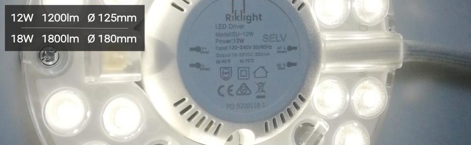 led deckenleuchte led-deckenleuchte do-it-yourself modul diy ersatz led-Innenbeleuchtung led-lampe