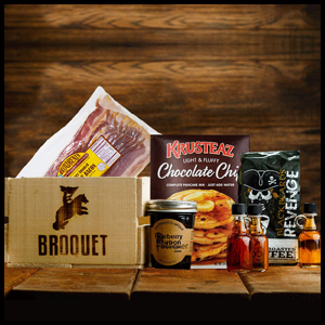 Men's gift basket is of premium quality