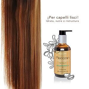 olio ricostruzione capelli