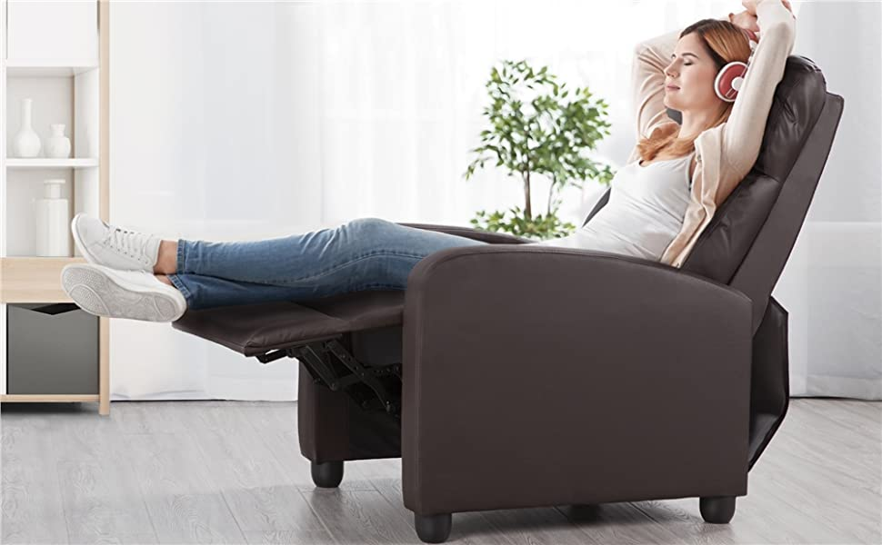 Yaheetech Recliner Sofa Chair