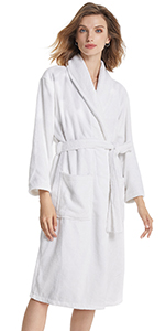 terry robe for women