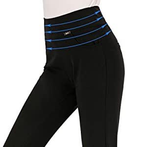 Body Contour Comfort - with added tummy control panel