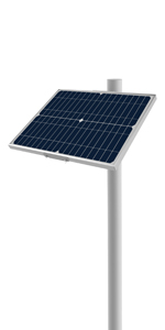 20w solar battery charger with regulator