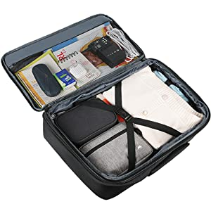 Expandable Roomy Main Compartment