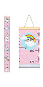 unicorn growth height chart