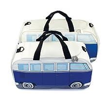 Brisa VW Collection Sporttasche Reisetasche im VW Bus T1 Design