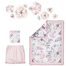 4 Pieces for crib bedding set