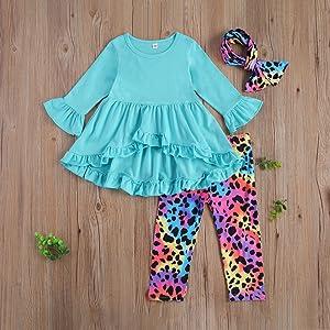 Tie Dye outfits set