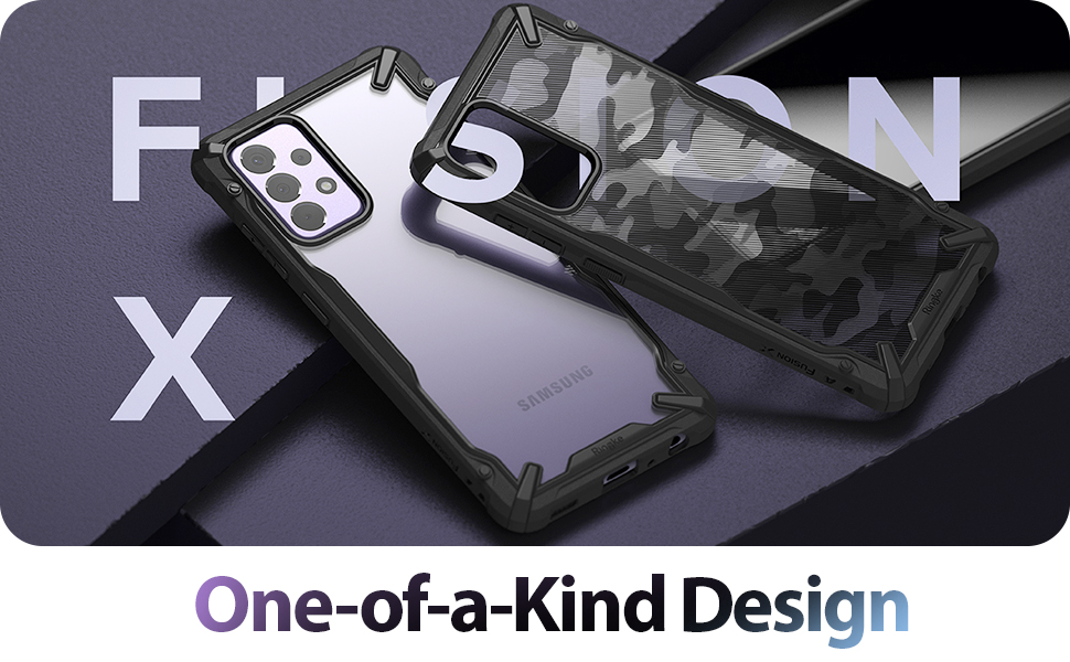 Ringke Fusion-X Case for Galaxy A52 5G