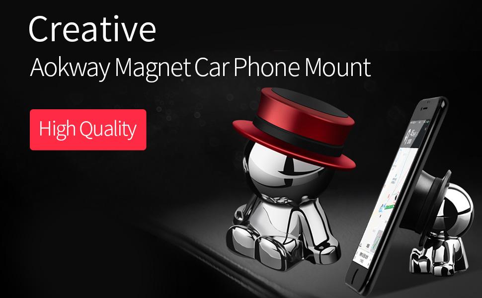 Creative car holder