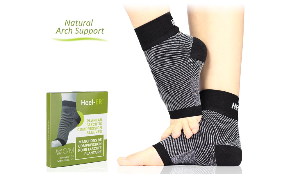 Arch and Ankle Support