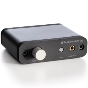 Audioengine D1 24-Bit DAC, Premium Desktop Digital To Analogue Converter  and Headphone Amplifier