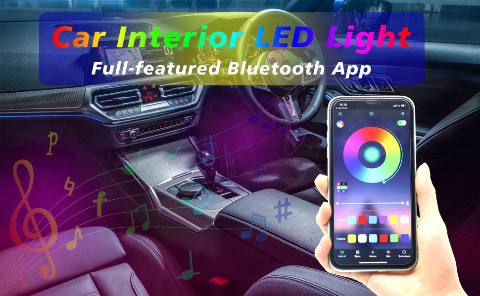 970x600 car interior light