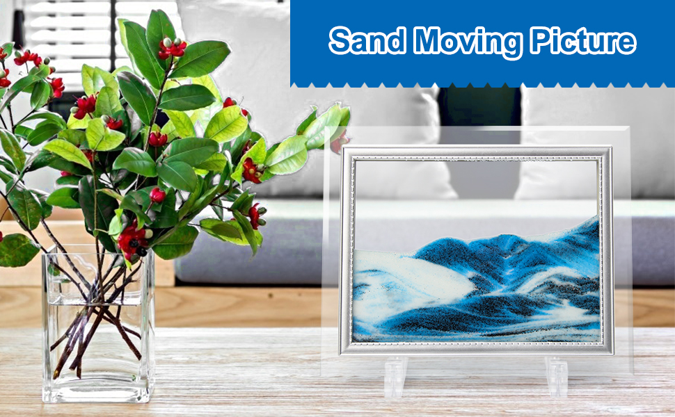 sand moving picture