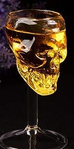 Skull Shot Glass