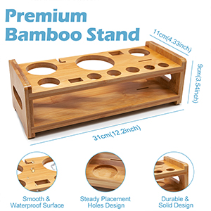 bar shaker kit with stand