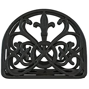 easy to clean maiintenance free long lasting material solid heavy duty construction cast iron durabl