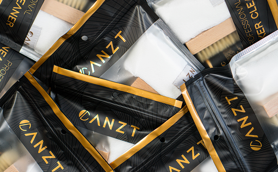 CANZT Sneaker Cleaner Pakete