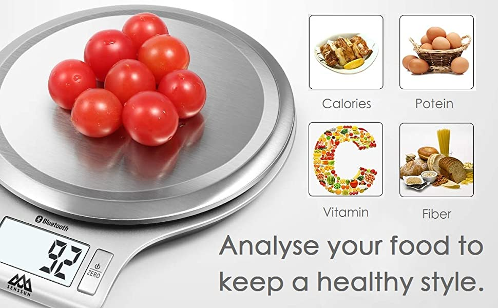 analyse your food