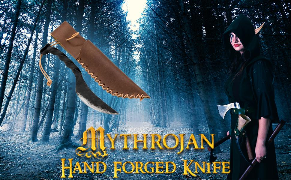 vikings blade pocket knife for men railroad spike knives rail road viking groomsmen gifts Celtic SCA