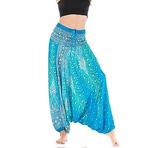 boho pants for women
