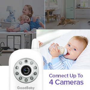 up to 4 camera