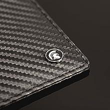 Carbon Fibre Slim Wallet