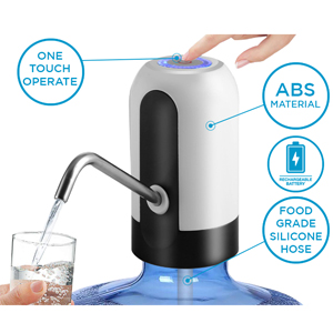 dispensers dispenser jar watering bottle sterilizer mini submersible infuser motor home small