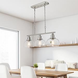 Kitchen Island Pendant Lighting for Dining Room