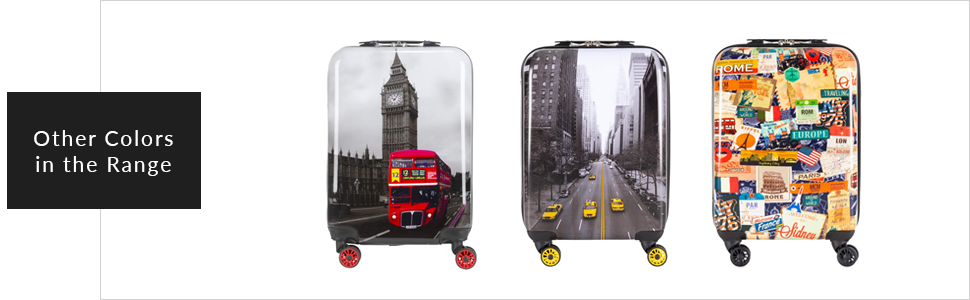small suitcase for hand luggage