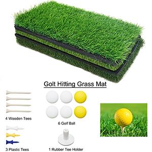 golf mat golf hitting mat golf turf golf matt