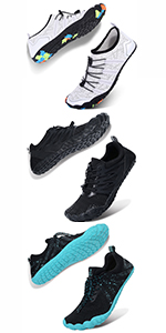 Water Shoes Mens Womens Quick Dry Aqua Barefoot for Beach Swim Surf Diving Water ExerciseShoes