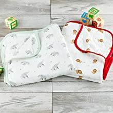 Bamboo Baby Quilts