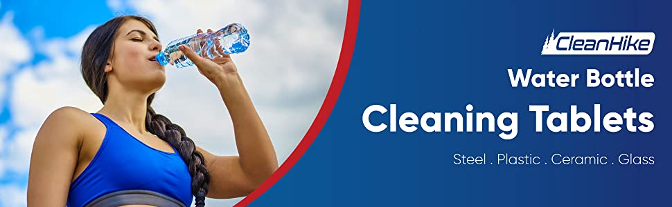 cleanhike cleaning tablets