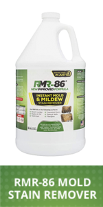 RMR-86 Mold Stain Remover   Removes Mold Stains in seconds