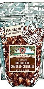 Premium Chocolate Covered Cherries