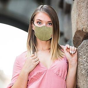 Lee Cooper Face mask Melange