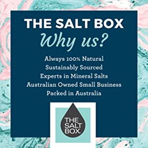 natural the salt box