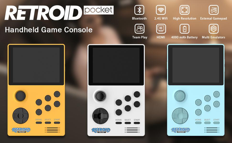 Retroid Pocket