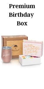 Premium bday crate