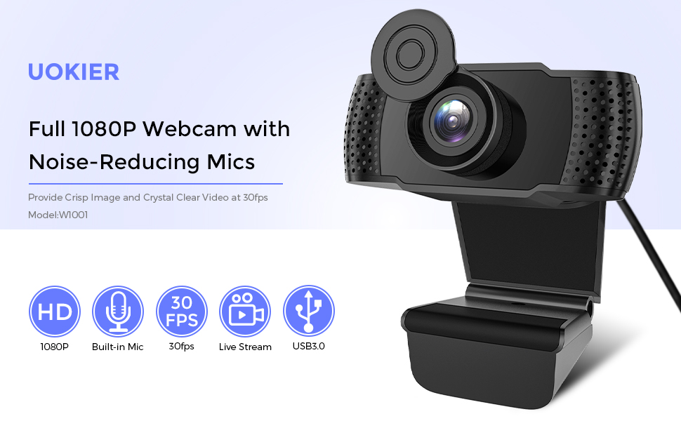 1080p webcam