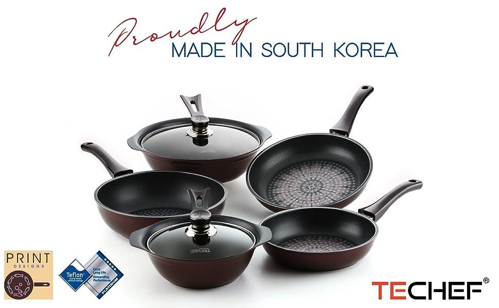 best nonstick frying pan set