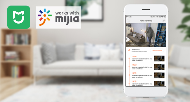 Mijia Mi home app