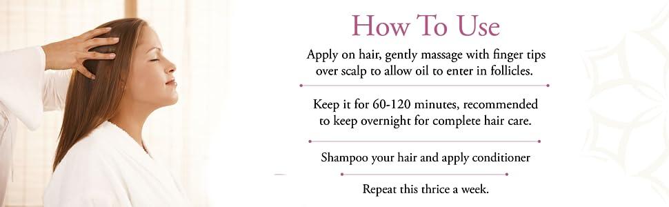 onion hair oil use